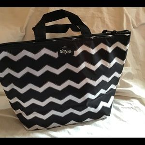 Thirty One Lunch Tote Removable pouch New handbag